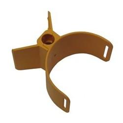 Подлокотник для серии Асе (верх, низ, фиксирующий ремень подлокотника)